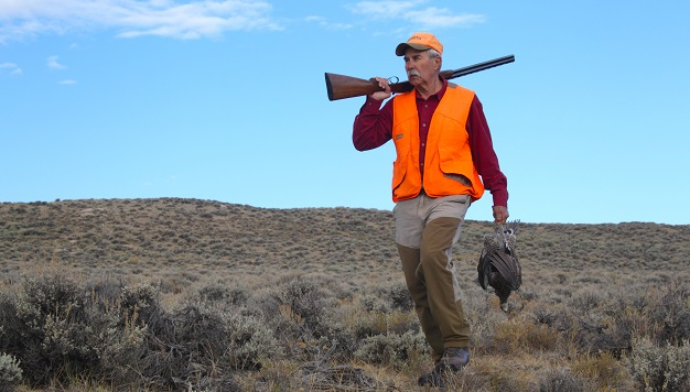 sage grouse hunting